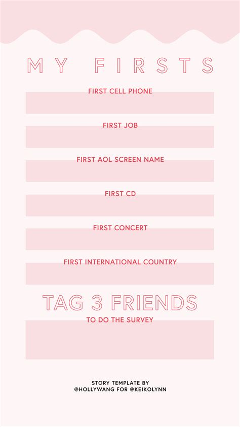 Instagram Story Template More This Or That Surveys Keiko Lynn Instagram Story Template Questionnaire