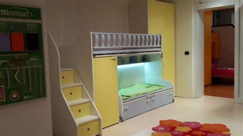 letto compact cameretta compact soppalco logic camerette a
