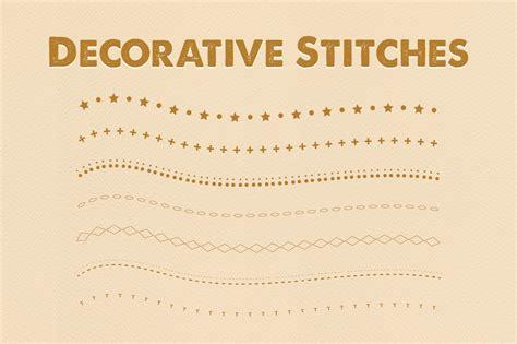 creating stitch brushes in adobe illustrator cc tutorial blog bene