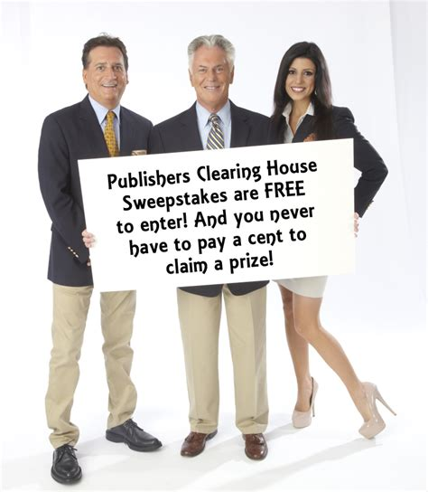 Publishers Clear House - does it cost to enter the publishers clearing house sweepstakes no pch blog