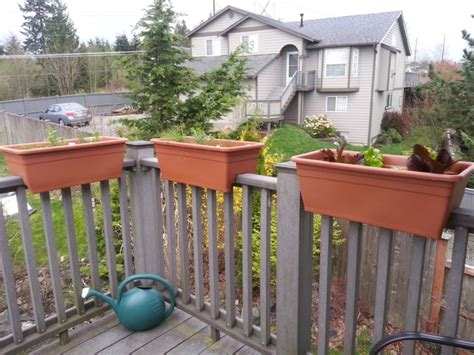 flower pots balcony railings photo balcony ideas deck railing planter ideas railing stairs and kitchen