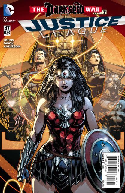justice league the darkseid war saga omnibus justice league volume comic vine