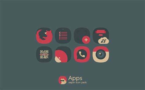 sagon icon pack  patched latest apkmagic