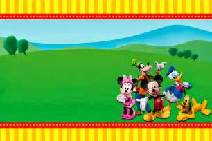 mickey clubhouse invitations and free printables is it for is it free is it