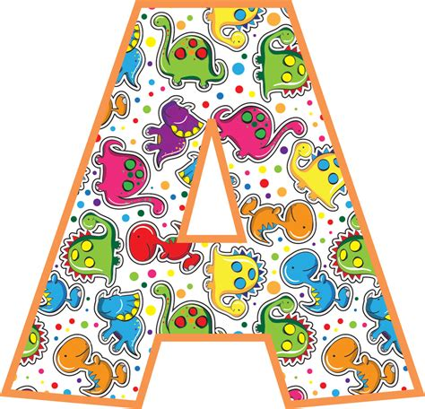 printable dinosaur letters image gallery dino letters