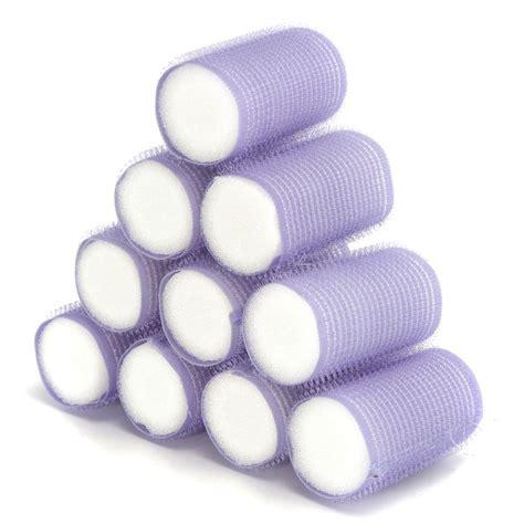 sleeping accessories 10pcs soft foam curlers hair beauty rollers curling