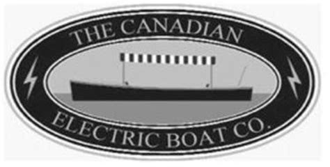 electric boat inc the canadian electric boat co trademark of busch marine