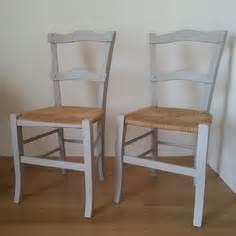 cr 233 ations chaise en paille uniques a market