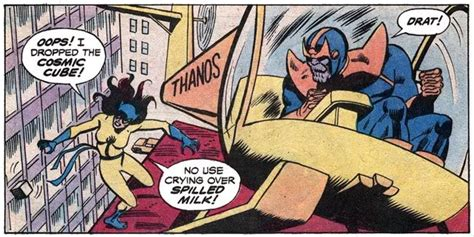 thanos copter object comic vine