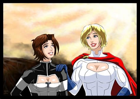 Atlee Terra The Search atlee terra and powergirl don t i you by