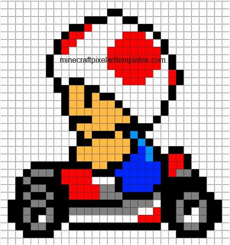mario pixel template 25 best ideas about pixel mario on image
