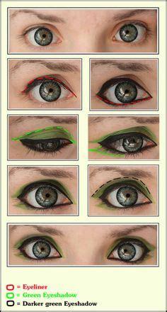 tutorial makeup hinata tutorial anime eye makeup 79 hinata hyuga cute