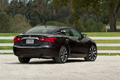 nissan altima or maxima 2016 nissan maxima reviews and rating motor trend