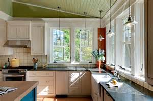 Window treatments for casement windows kitchen rustic with apron sink
