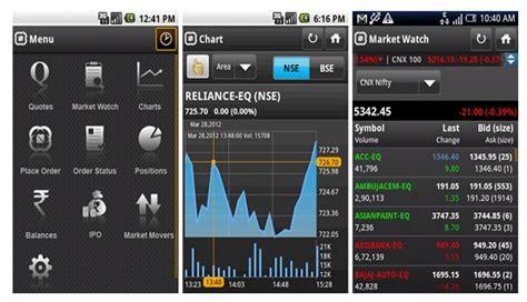 best stock apps best stock market apps for india sensex stock trading