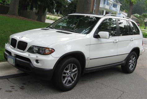 Bmw X5 2004 by File 2004 2006 Bmw X5 Jpg Wikimedia Commons