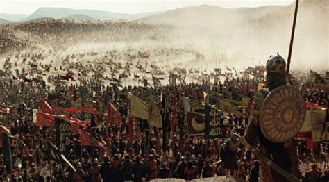 film kolosal gladiator film film perang kolosal terbaik sangat menarik untuk