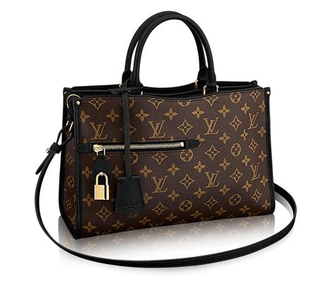 Louis Vuitton Guess Who With The Ss 07 Louis Vuitton Riveting Handbag by Introducing The Louis Vuitton Popincourt Tote Purseblog