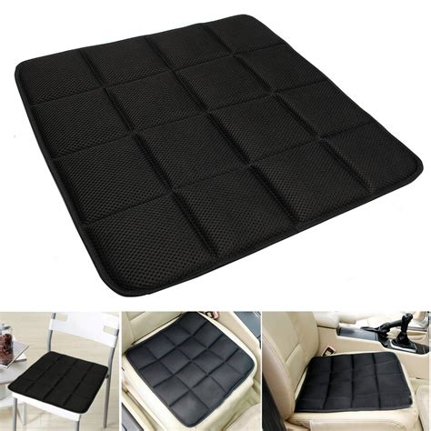 car seat mat bamboo charcoal breathable seat cushion cover pad mat for