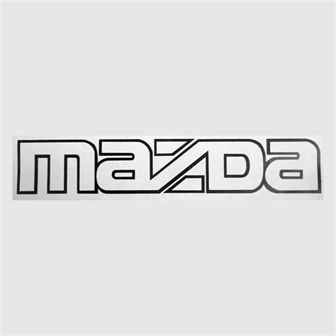 miata logo buyadecal com