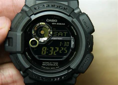 Jam Tangan Casio G Shock Mudman casio g shock mudman g 9300gb 1 indowatch co id