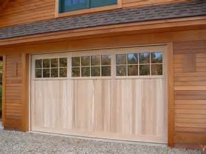 Garage Door Designs Wooden Garage Doors With Windows Gravel Floor Homey Door