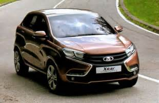 new lada car new lada vesta sedan and xray hatch concepts