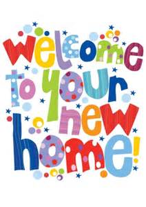design your new home free welcome new home card scribbler cards