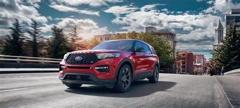 2020 Ford Explorer Design by 2020 Ford Explorer Release Date Price Design