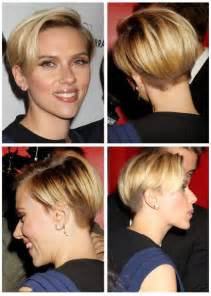 why johansson cut hair pinterest the world s catalog of ideas