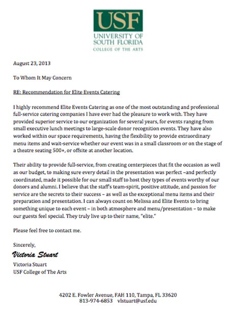 Usf Offer Letters Alma Mater Usf M Usf Offer Letters Letter Sle