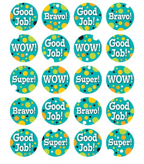 printable motivational stickers for students teal appeal motivators motivational stickers grade pk 5