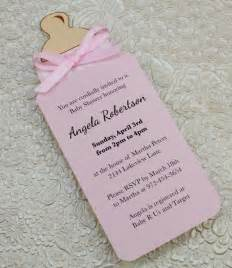 25 best ideas about baby shower invitations on