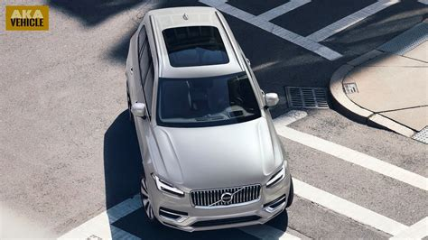Volvo Xc90 Facelift 2020 by Volvo Xc90 2020 Facelift