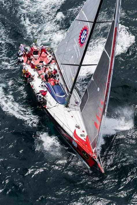 ideas  volvo   pinterest sailing boat sailboats  americas cup