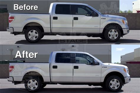 ford leveling kits 2009 2014 f150 spacer leveling kits