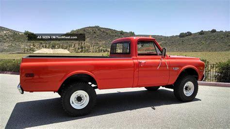 1970 chevrolet trucks 1970 chevrolet k20 c20 truck 4x4