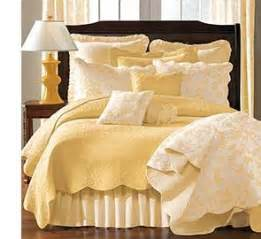 yellow coverlet yellow brighton toile and gloucester bedding sleeping