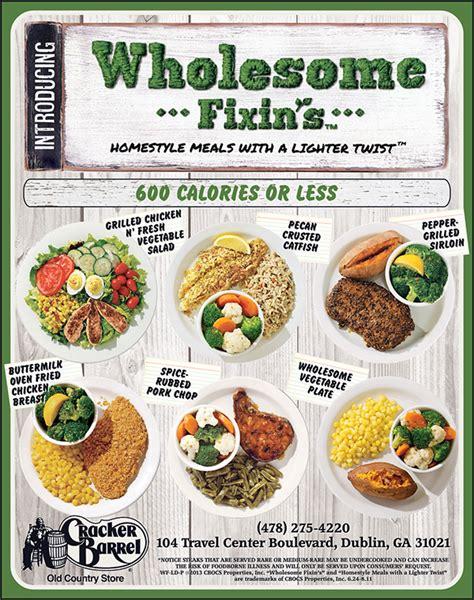 vegetables at cracker barrel cracker barrel wholesome vegetable plate
