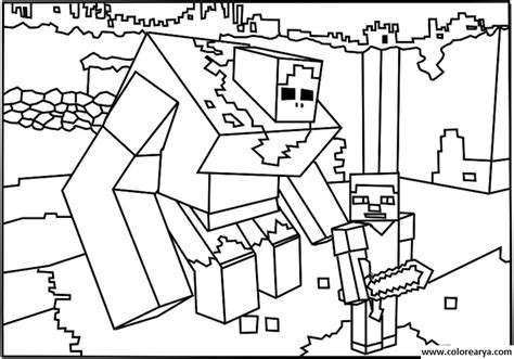 minecraft coloring pages mutant enderman free coloring pages of minecraft mutant creeper