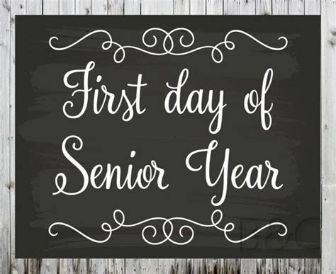 20 thoughts all seniors have during the first week of senior year