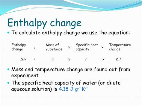 Energetics. - ppt video online download Endothermic And Exothermic Reactions Temperature Change