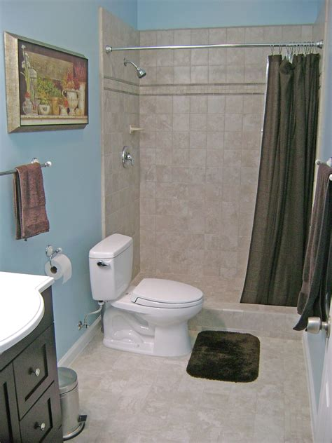 Finished Basement Bathroom Ideas The Basement Bathroom
