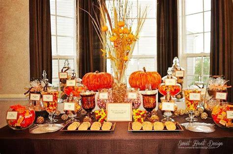 fall buffet table decorations autumn buffet fall themed buffet creative