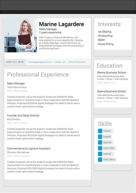 Resume Linkedin by Linked In Resume Resume Ideas