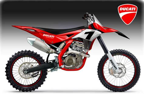 motocross bikes for ducati s motocross bike resurfaces motohead