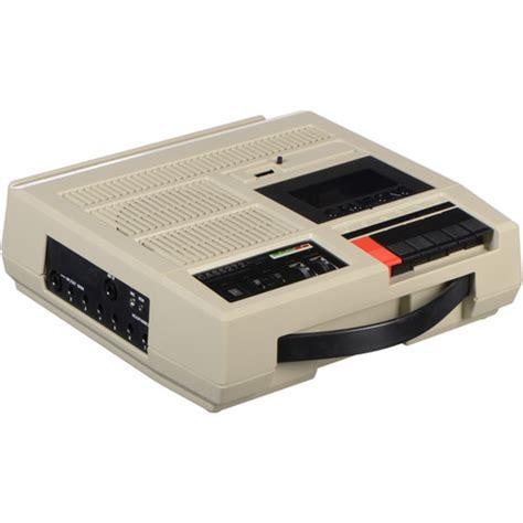 cassette recorders califone cas5272 deluxe cassette player recorder cas5272