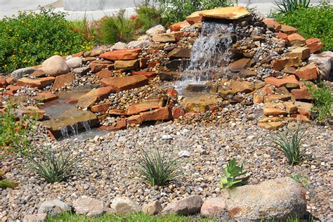 Rock Fountains For Garden Landscaping Gardening Ideas Rock Fountains For Garden