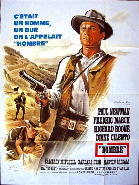 film western hombre 17 best images about western cl 193 sico on pinterest john