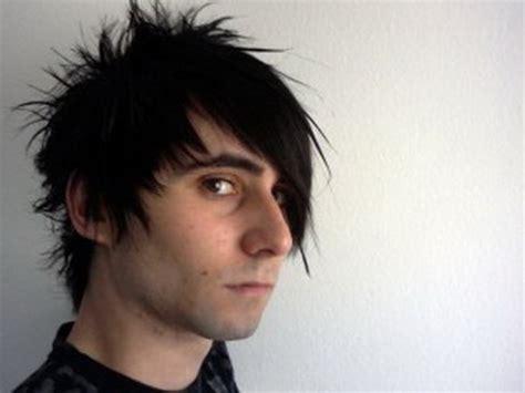 imagenes de peinados emo hombres corte de pelo emo hombre